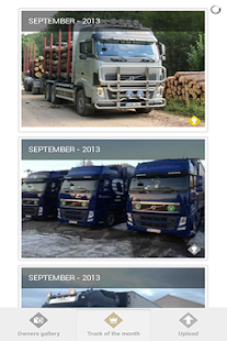 Volvo Trucks Owners' gallery - screenshot thumbnail