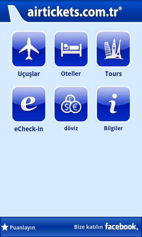 airtickets.com.tr - screenshot