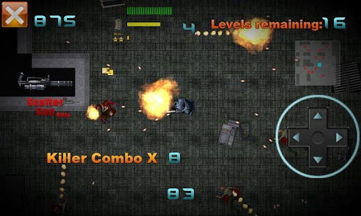Lockdown Necrosis - Zombies - screenshot thumbnail