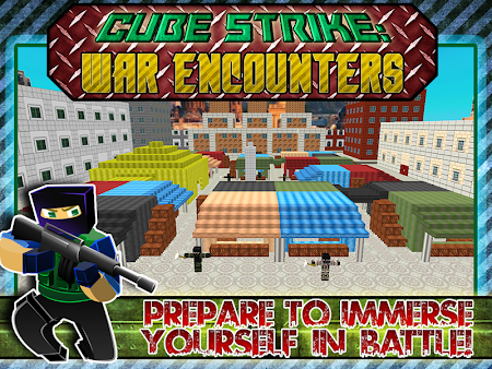 Cube Strike War Encounters C6 screenshot 54313