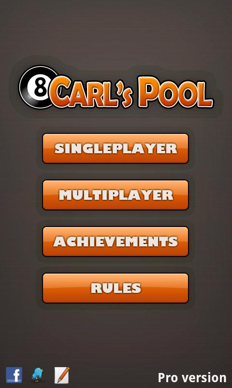 Carl's Pool - screenshot