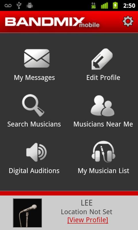 Bandmix Mobile UK - screenshot