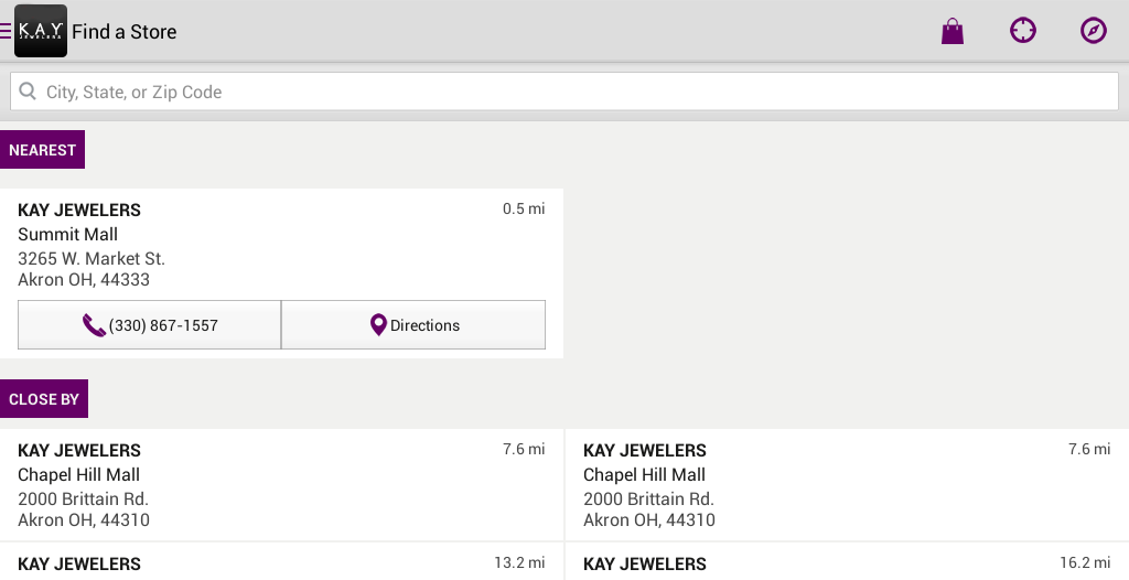 Kay Jewelers Android Apps on Google Play