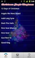 Screenshot of Free Christmas Ringtones
