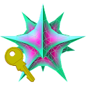 Spacedraw Key icon