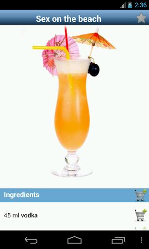 玩免費生活APP|下載SOSカクテルプロの飲み物のレシピ app不用錢|硬是要APP
