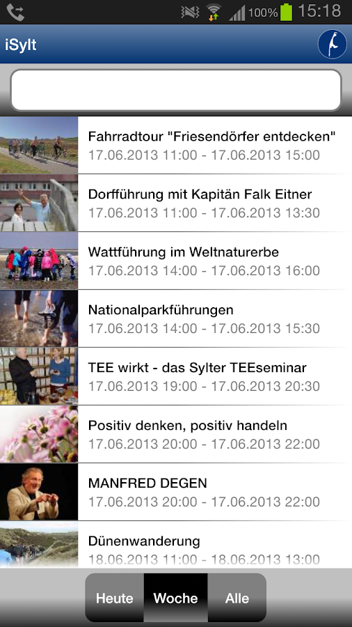iSylt – Faszination Sylt - screenshot