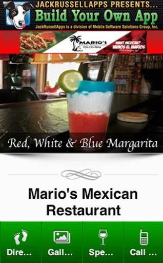 Marios Mexican Restaurant