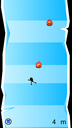The Fire Skating