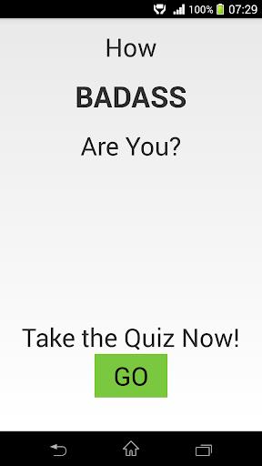 Badass Test
