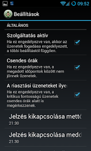 VÉSZ- screenshot thumbnail
