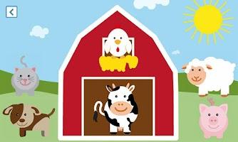Screenshot of Chicco Animals