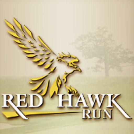 旅遊必備App|Red Hawk Run Golf Course LOGO-綠色工廠好玩App