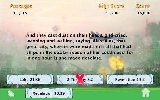 Bible Prophecy Pop Quiz