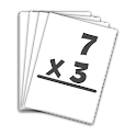 Math Flashcard Pack icon