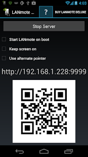 LANmote Lite - screenshot thumbnail