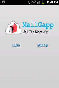 MailGapp - screenshot thumbnail