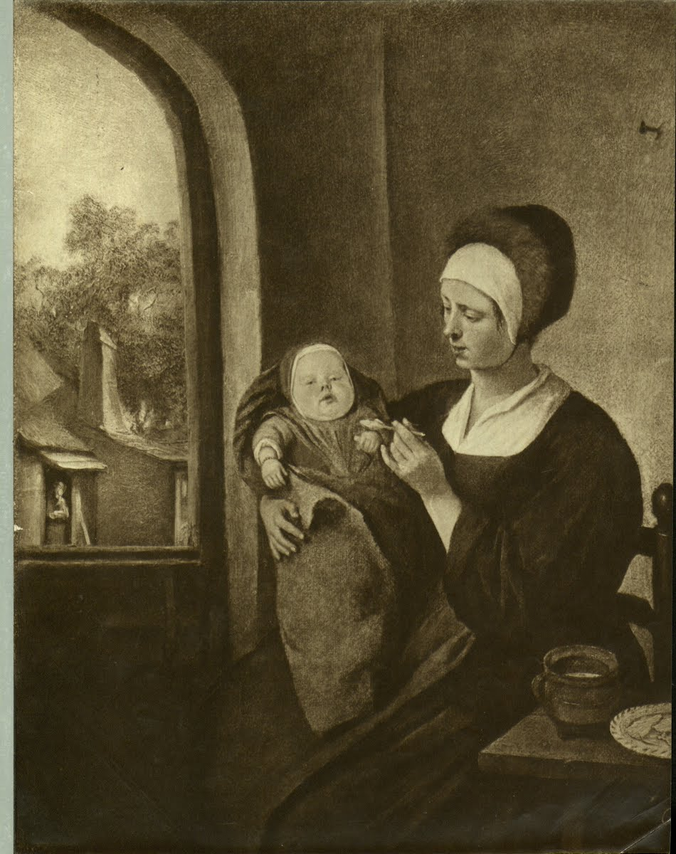 Juv. Mother & Child. 1600-1799