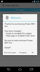 Power Wifi Pro - screenshot thumbnail