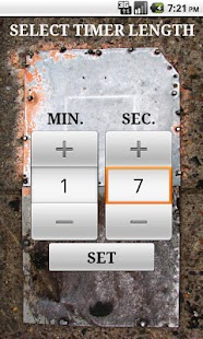 Seconds - Timer for Interval Training, Circuit Training, HIIT, Tabata ...