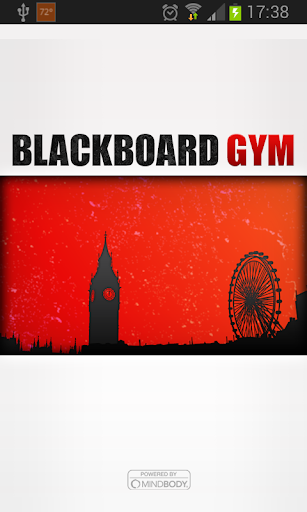 Blackboard Gym