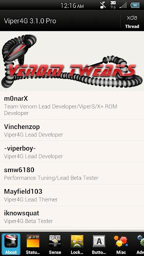 Viper4G Pro Key Black