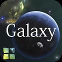 Galaxy Next Launcher 3D Theme icon