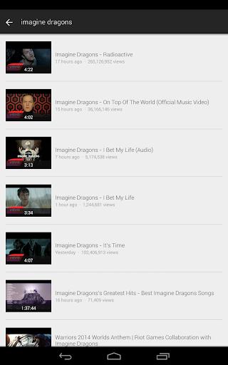 ListenOnRepeat 2.6.7 screenshots 6
