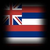 3D Hawaii Cube Flag LWP