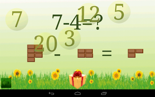Math for Kids- screenshot thumbnail