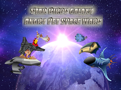 Star Birds Galaxy Pet Wars PRO