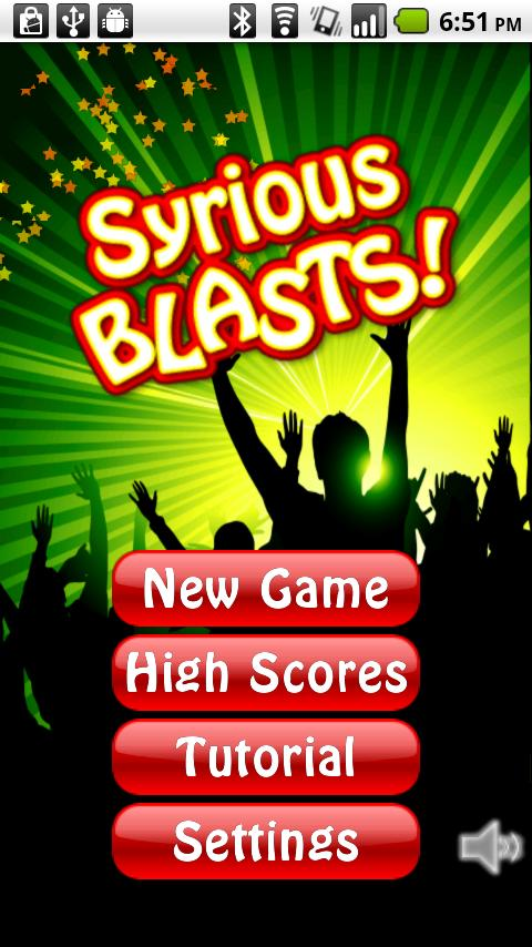 Syrious Blasts!® Ad-Free- screenshot