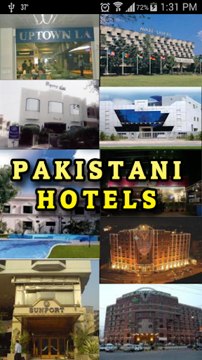 Pakistani Hotels