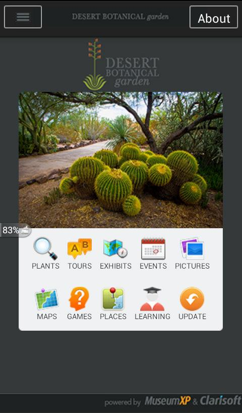 Desert Botanical Garden - screenshot