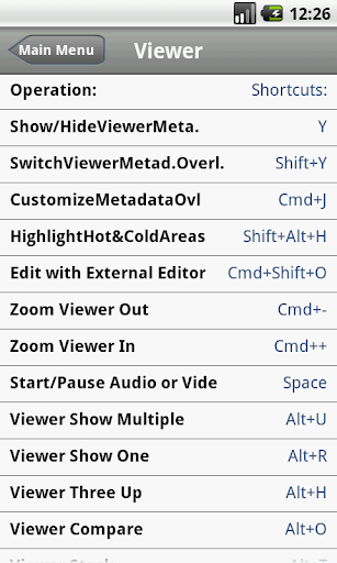 玩免費教育APP|下載Shortcuts for Aperture Edition app不用錢|硬是要APP