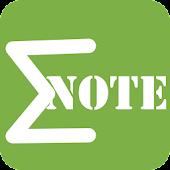 Sum Note