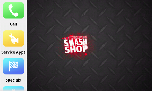 Antwerpen Smash Shop