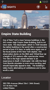 New York Travel Guide -Tourias- screenshot thumbnail