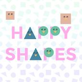 Happy shapes