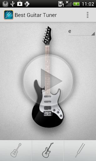 最高のギターチューナーPRO