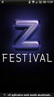 Screenshot of Z Festival