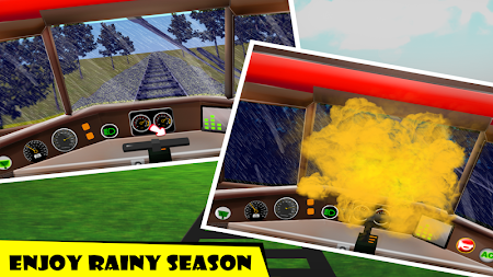 Train Driving Simulator Pro 2D 1.6 screenshot 124126
