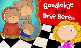 Screenshot of Goudlokje en de Drie Beren