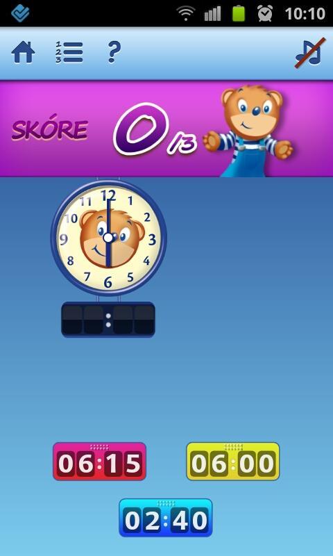 Brumíkova školička CZ- screenshot