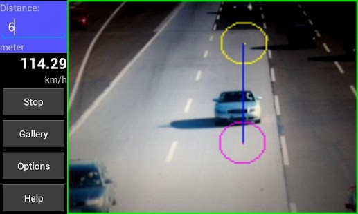 Speed Radar Cam - screenshot thumbnail