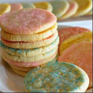 Refrigerator Cookies I