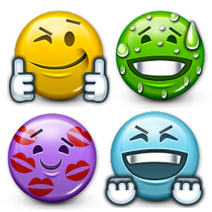 Text Smileys Minis ™ for PC and MAC