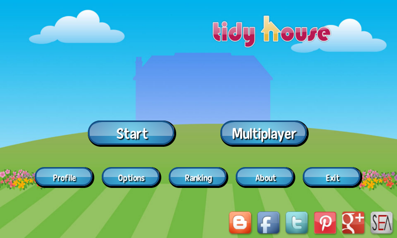 Tidy House Lite- screenshot