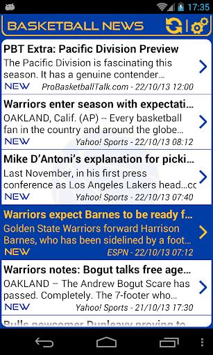 Golden State Basketball News