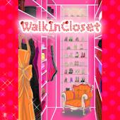 KAWAII Walk-in closet